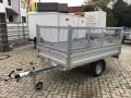 HL-AL 2514/135 1350kg Pkw- Anhänger *Gitteraufsatz*